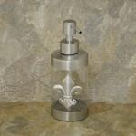 32785 - SOAP DISPENSER STAINLESS STEEL W/FDL