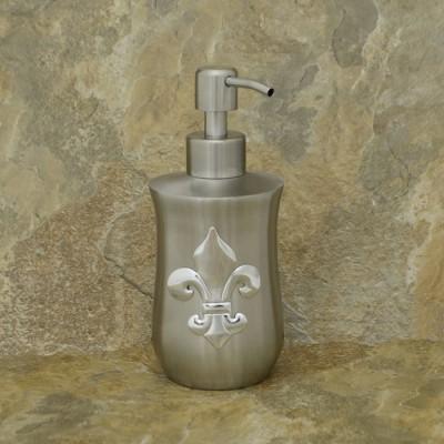 32786-FDL SOAP DISPENSER STAINLESS STEEL W/FDL