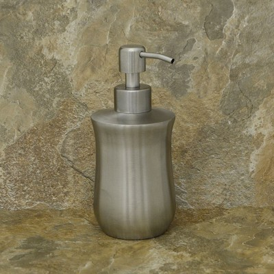 32786 - SOAP DISPENSER STAINLESS STEEL