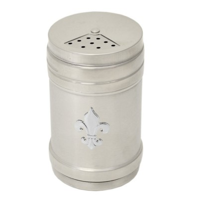 32548FDL - STAINLESS STEEL SHAKER  (CHEESE OR PEPPER) W/ FDL