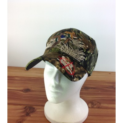 2016 - DUCK HUNTING CAMO COTTON CAP