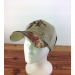 2016 - DUCK HUNTING TAN COTTON CAP