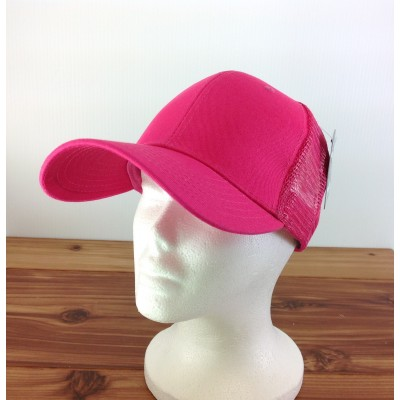 2016 - HOT PINK COTTON CAP
