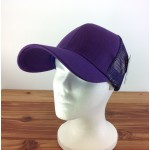 2016 - PURPLE COTTON CAP