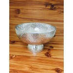 3496-SMALL HAMMERED PUNCH BOWL