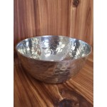 3583 - PLAIN HAMMERED ROUND BOWL