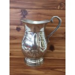 3586-FDL HAMMERED PITCHER W/HANDLE