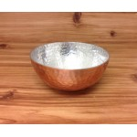 3595 -2 TONE MEDIUM HAMMERED BOWL