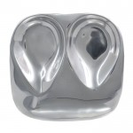 52425 - PLAIN  DOUBLE SPOON REST