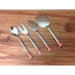 52541 - 4PC FDL UTENSIL SET