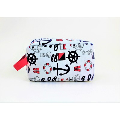 9235- ANCOR DESIGN COSMETIC BAG