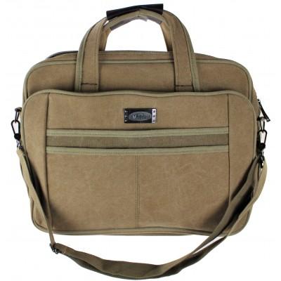 9251-  ''LAPTOP BAG'' TAUPE