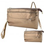 9041 - COPPER SMALL CROSSBODY MESSENGER BAG