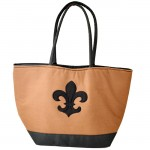 SW180392-BROWN INSULATED BAG W/FDL