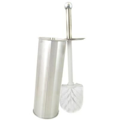 180176-TOILET BRUSH HOLDER STAINLESS STEEL