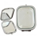 180413-CLEAR SQUARE COMPACT MIRROR