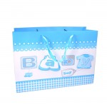 BABY BOY BLUE GIFT BAG SMALL