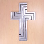 WALL CROSS SILVER