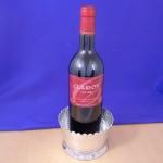 3482 HAMMERED WINE COASTER