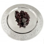 3345 - GRAPE ROUND PUNCH BOWL PLATE