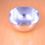 3456 - HAMMERED SQUARE BOWL