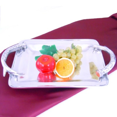 51088 - TRAY / W HORN HANDLE
