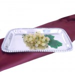52271 BEADED RECT. TRAY