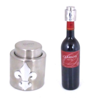 180665-FDL - FDL WINE STOPPER W / POP UP STYLE