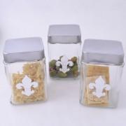 Square Kitchen/Bathroom set
