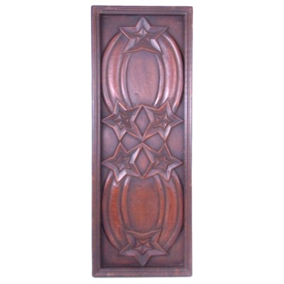 WOODEN WALL DECOR / WESTERN DESIGN