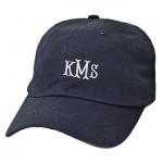 6015-NAVY - NAVY COTTON CAP