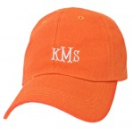 6015-ORANGE- ORANGE COTTON CAP