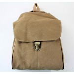 9144 - TAUPE MEDIUM  BACKPACK