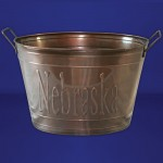 1110A Tub Oval Large Copper Nebraska