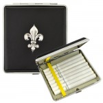 SUN2010 - CIGARETTE HOLDER BLACK W / FDL