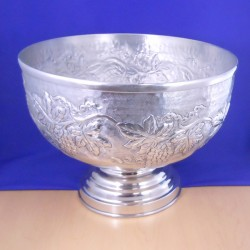 Punch Bowl / Trays / Covers