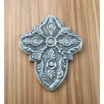 30063- ALUMINIUM WALL CROSS