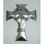 30351- ALUMINIUM WALL CROSS