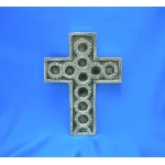 30985- ALUMINIUM WALL CROSS