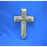 30997- ALUMINIUM WALL CROSS