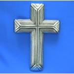 30998- ALUMINIUM WALL CROSS