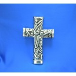 52336 - ALUMINIUM WALL CROSS