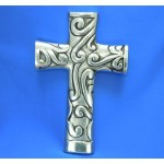 52365 - ALUMINIUM WALL CROSS