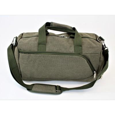 9168 - GREEN  DUFFLE BAG
