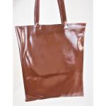 181233 -BROWN TOTE BAG