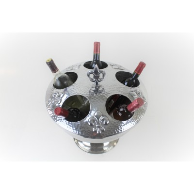 22863-GRAPE PUNCH BOWL COVER FOR WINE HOLDER ( PUNCH BOWL SOLD SEPARATE)