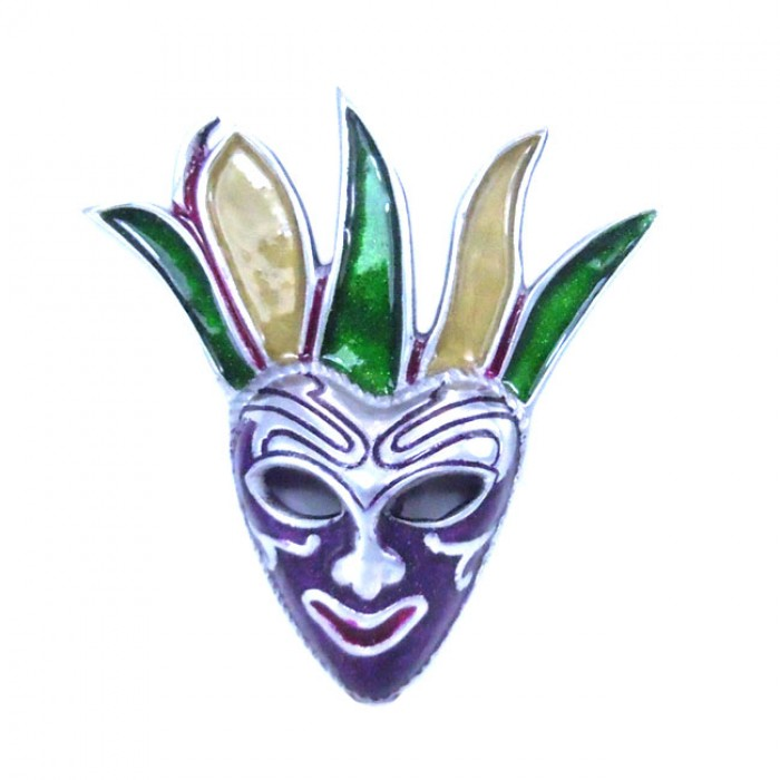 033 MARDI GRAS MASK WALL DECOR