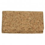 9178 - CORK AND GOLD DESIGN WALLET