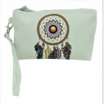 9180 - DREAM CATCHER COIN POUCH OR COSMETIC/MAKEUP BAG