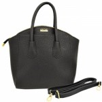 181488 - BLACK PURSE WITH HANDLE